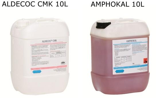 Hygiene-Paket zur Stalldesinfektion