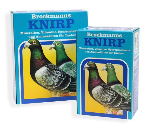 Brockmanns Knirp 2,5kg, Mineralfutter für Tauben günstig kaufen
