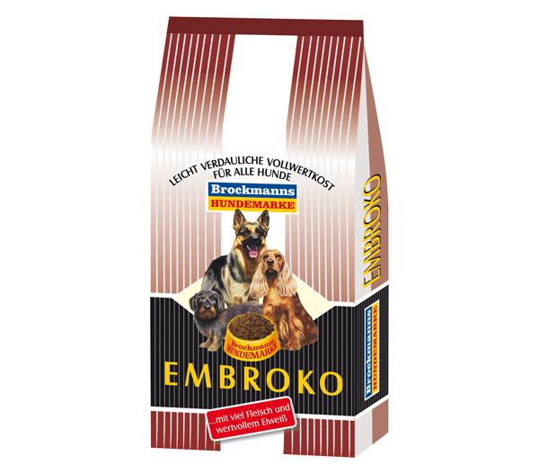 Brockmanns Embroko 15kg Hundefutter