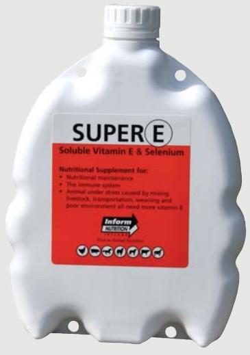 Super E 1Liter flüssiges Vitamin E und Selen von hoher Qualität