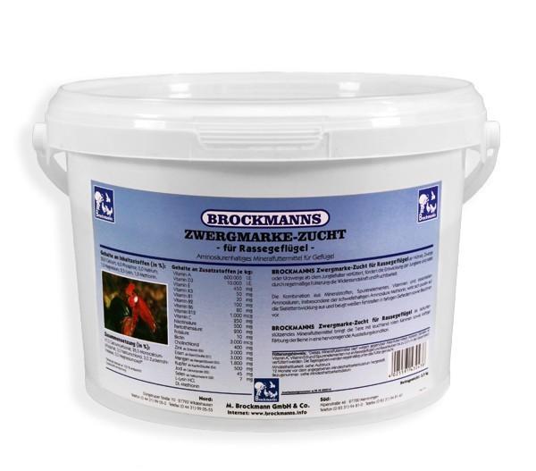 Brockmanns Zwergmarke Zucht 5kg