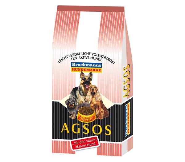Brockmanns Agsos 15kg Hundefutter
