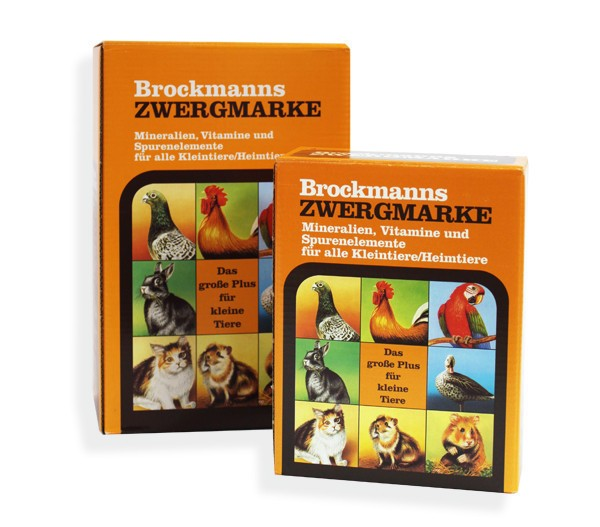 Brockmanns Zwergmarke 2,5kg